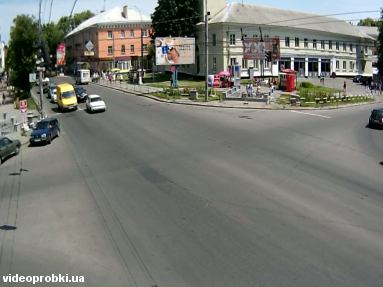 Installed webcam in Poltava!