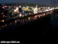 Car crash at Velyka Okruzhna, 1 (photo)